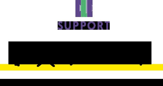 学費サポート 学費が安く、サポート制度もあるので安心。